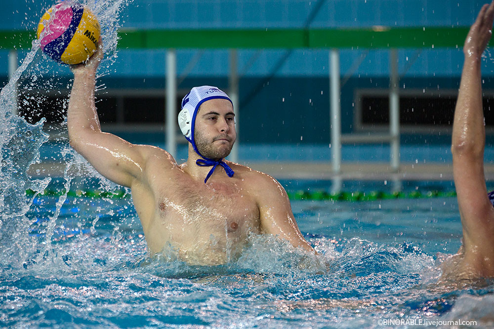 Dynamo VS Dynamo - WaterPolo in Moscow ©binorable.livejournal.com