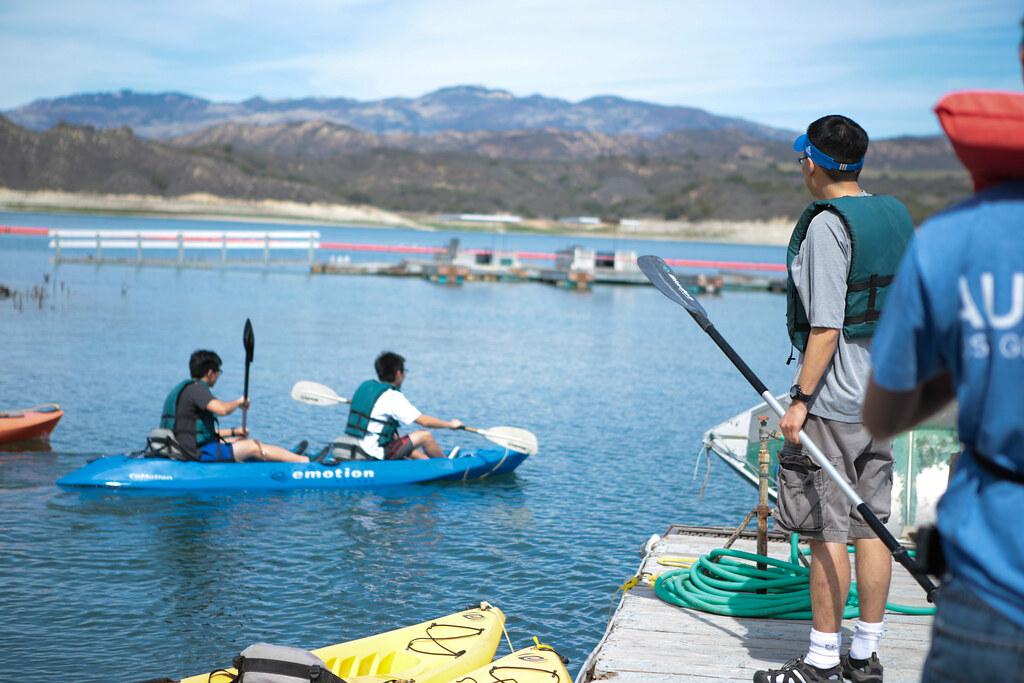 Acts2fellowship ucla for Lake cachuma fishing report