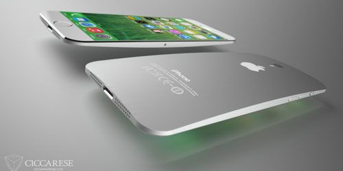 Apple supplier preparing for iPhone 6 production