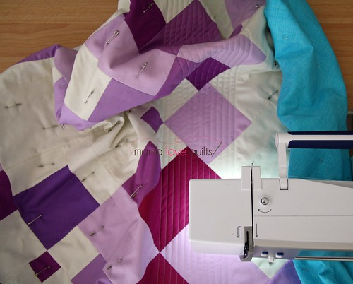 Boxed Radiance_quilting