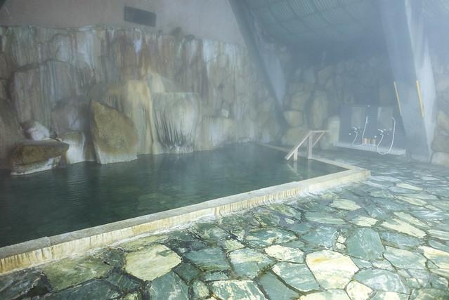 白浜館 温泉