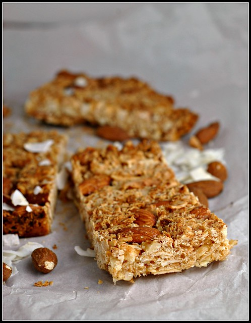 Coconut-Almond Bars 4
