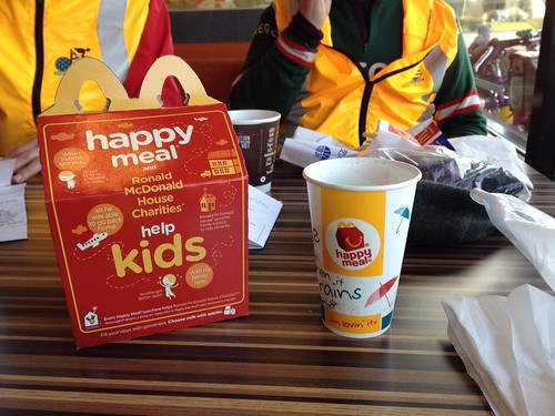 Finish Happy Meal