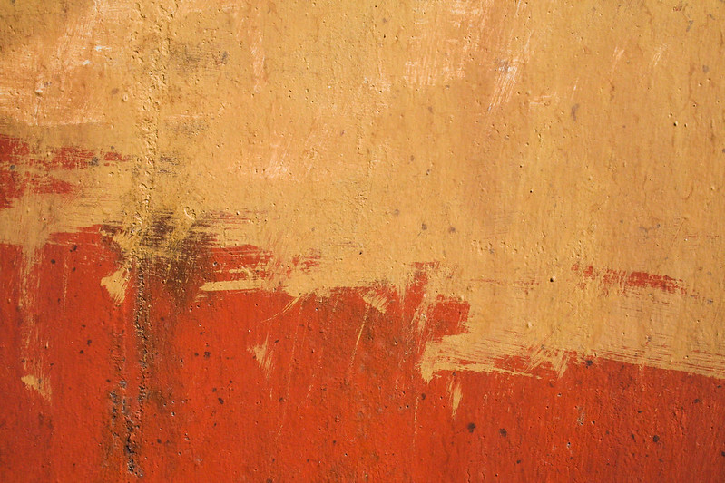 84 Rusty Color Metal texture - 5 # texturepalace