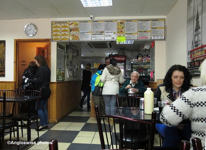 Café in Dagenham Heathway