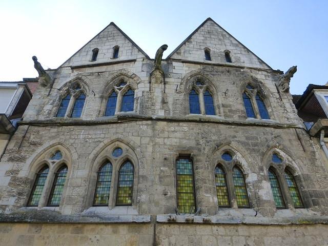 205 Maison des Templiers, Caudebec-en-Caux