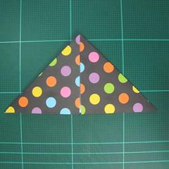 การพับกระดาษเป็นฐานดอกบัว Origami Blintz Based) 004