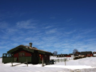 Norway - Valdres: Easter days with the last chance for cross country skiing