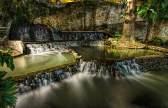 Hilton Water Fall