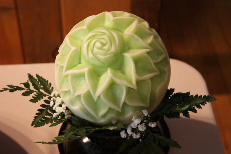 melon flower