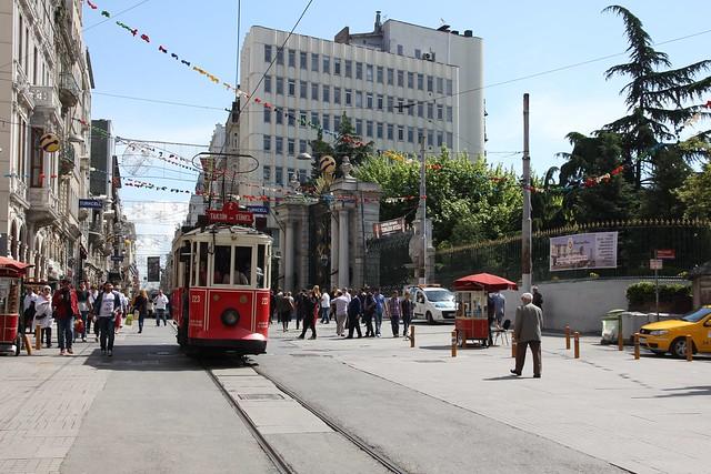 194 - Istiklal Caddesi
