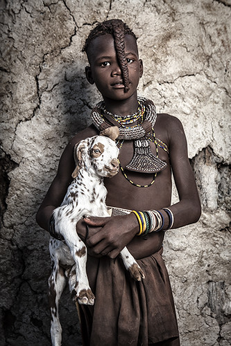 Himba Tribe by Ben Mcrae
