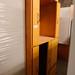 Bi fold door storage units
