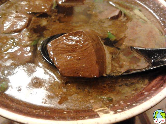 小楊豬血湯