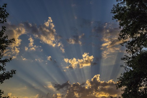 oklahoma weather clouds sunrise dramatic