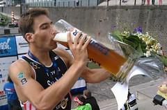 Tomáš Svoboda mistrem Evropy v aquatlonu, Šimáková slaví bronz