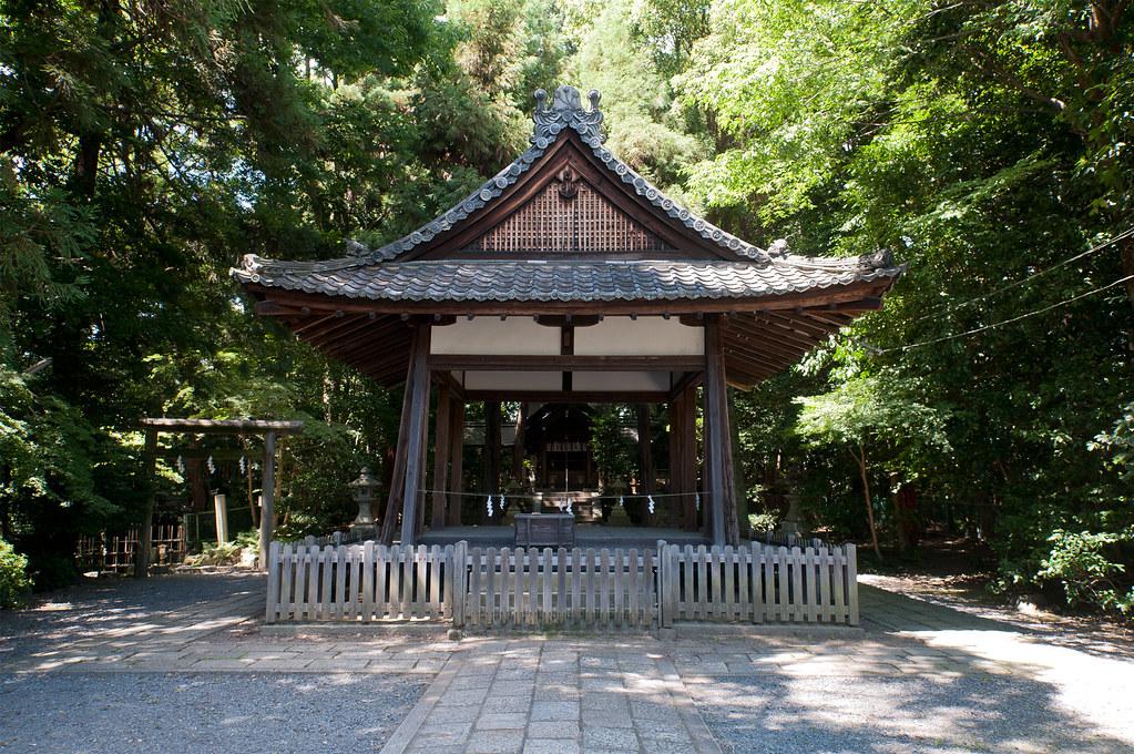 木島神社|京都市右京区太秦
