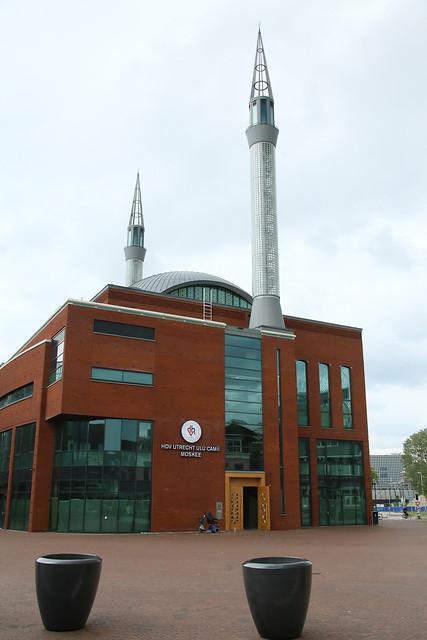 Lombok Mosque.  Utrecht, Nederlands.