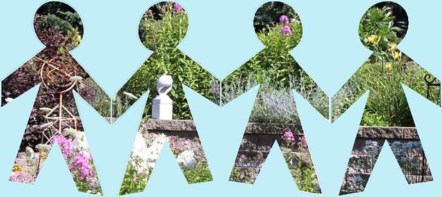 Garden Cut Out