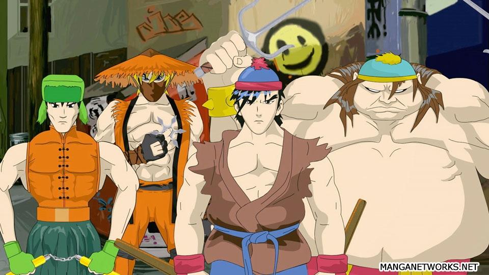 32420725800 b83836e83e o 7 ví dụ về anime xuất hiện trong hoạt hình Mỹ