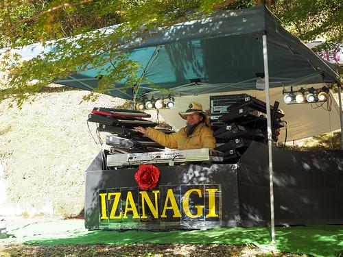 知名的音樂家Izanagi