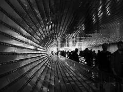 Light tunnel 1.