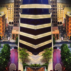 Built this city #mirrorgram