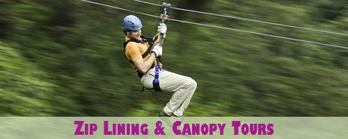 Costa Rica Zip Line and Canopy Tour