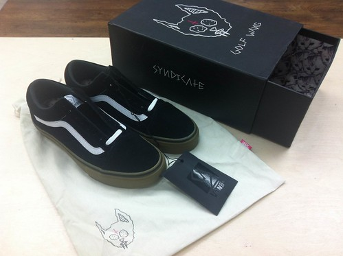 bd79350121a They also come with a spare set of black laces which is always handy. The  shoes come presented in a little creme sack to keep em  fresh