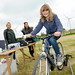 aadr Community Fund Launch. Pedal power!