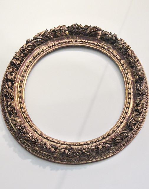 Frame for a painting, 1680-1700, France