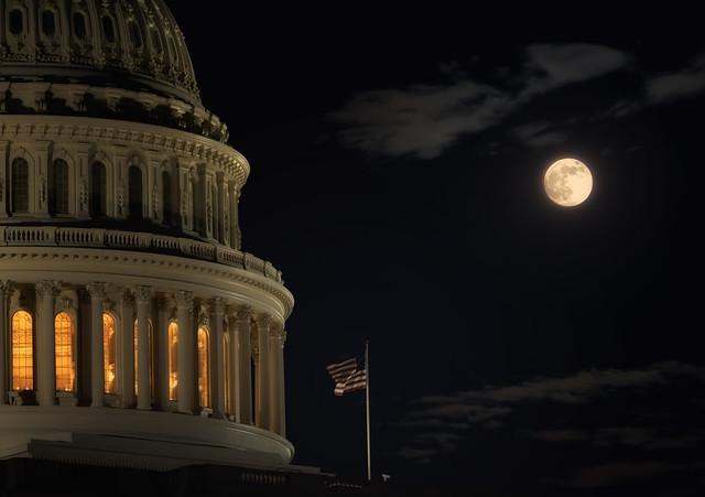 Captitol Moon 2