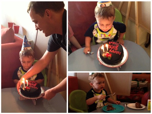 Judah's 3rd Birthday