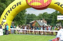 Krupička si udělal z běžecké části Adrenalincupu závod pro sebe