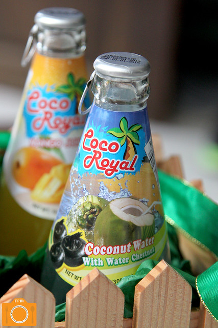 Coco Royal Coconut Water with Water Chestnut