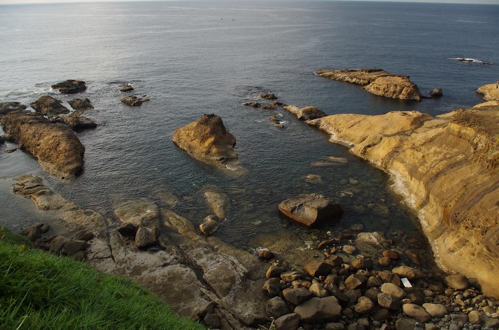 潮境及附近東北角