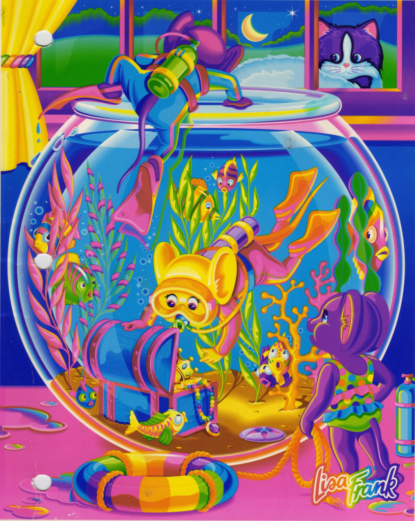 scuba mouse