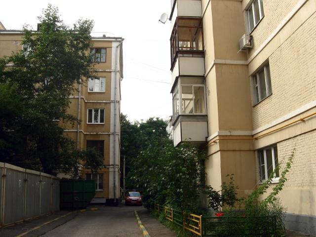 Хавско-Шаболовский жилой комплекс 14