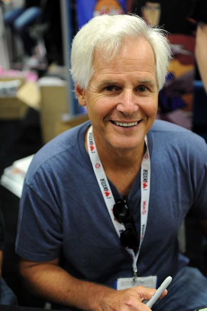 San Diego Comic-Con 2013: Chris Carter