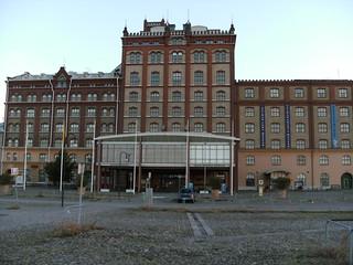 Ångkvarnen, Kalmar