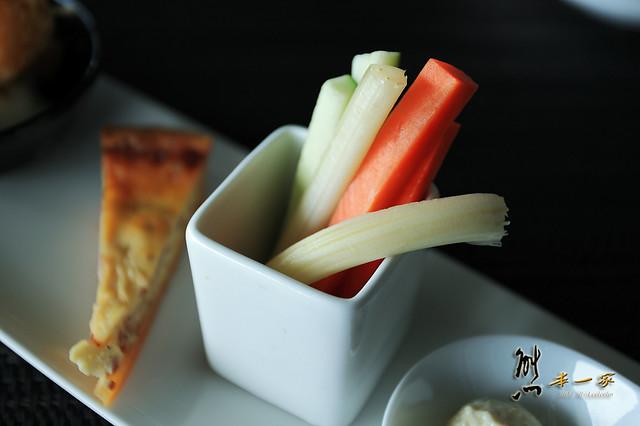 雲林古坑景觀餐廳|華山觀止虫二行館下午茶
