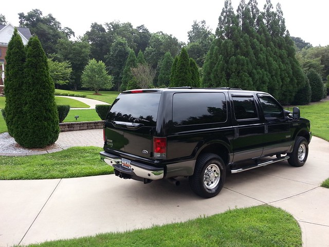 for sale 2003 ford excursion diesel 4 x 4. Cars Review. Best American Auto & Cars Review