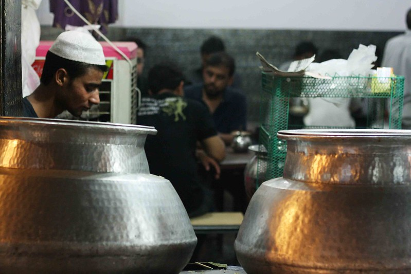 City Hangout - Ramzan Lights, Zakir Nagar