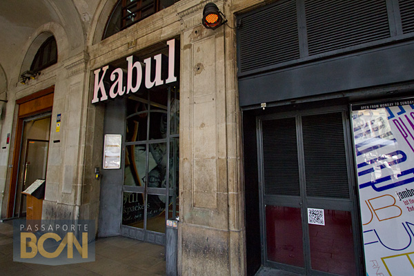 Kabul Backpackers Hostel, Barcelona