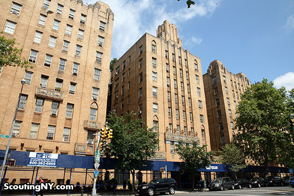 Apartment Building Images the apartment building in the shadow of yankee stadium | scouting ny