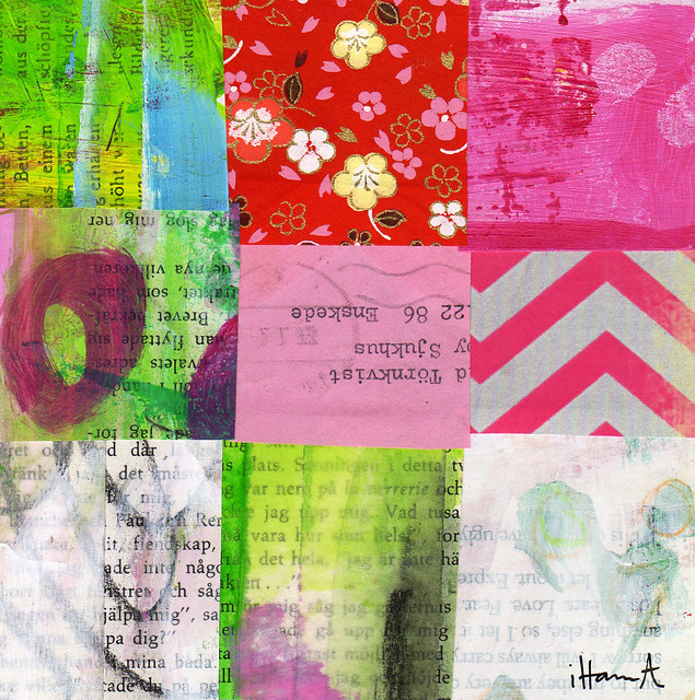Collage: Patch Me Together