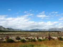 The Langeberg mountain range