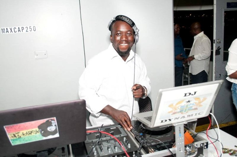 DJ Black gets New York dancing