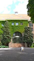 University of Oslo's botanical gardens