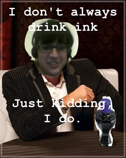 Ink Meme